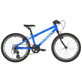 "Serious Superlite 20"" blue glossy"